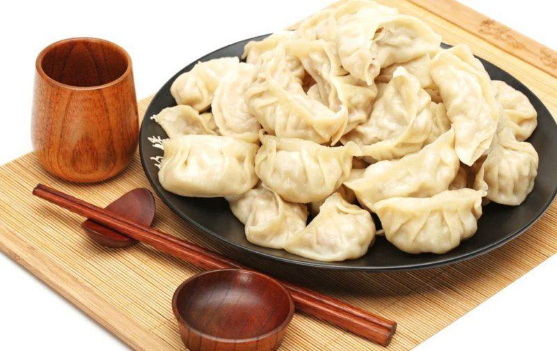 Китайские клецки