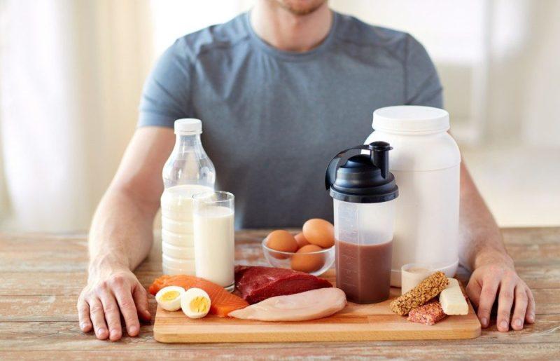 Самые полезные продукты для мужчин